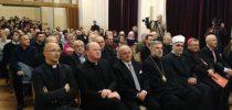 """Reisu-l-ulema na tribini """"Uloga vjerskih poglavara u oslobađanju ljudi od mržnje i nacionalizma"""""""