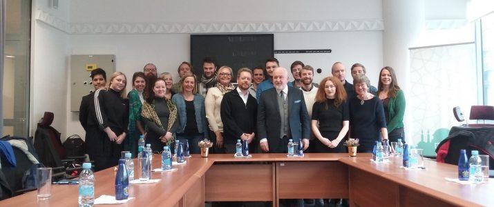 Posjeta grupe studenata iz Švedske Centru za dijalog – Vesatijja