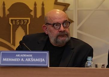 """U Sarajevu predstavljena knjiga """"Letter – Pismo"""" akademika Mehmeda A. Akšamije"""