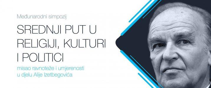 Večeras u Sarajevu počinje simpozij posvećen djelu Alije Izetbegovića