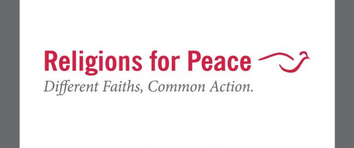 "Pismo zahvale organizacije ""Religions for Peace Europe"""